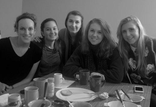Les filles de Troyes