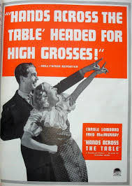 hands across the table 2