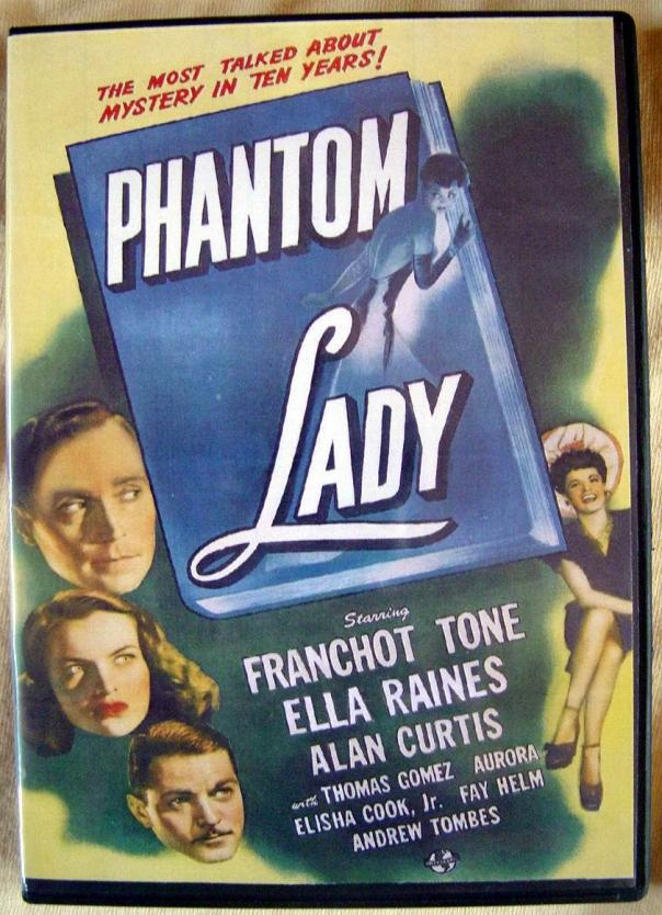 phantom lady poster