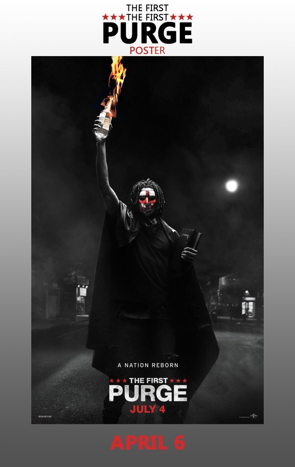first purge poster