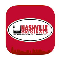 save in Nashville with Nashville Originals app