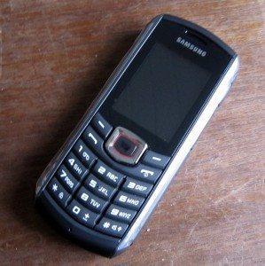 Samsung phone (2011-08)