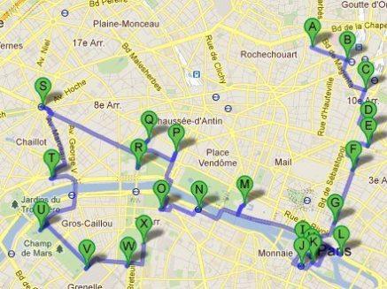 Hometown Glory – Paris in a rush