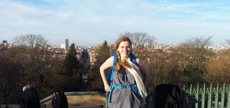 Carola in Berlin, Germany (2014-03-23)