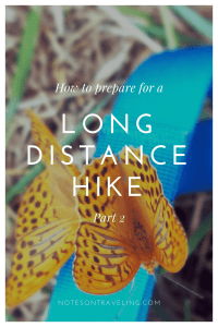 Read tips and tricks for staying healthy and happy while long distance hiking from a woman who walked solo across Europe.