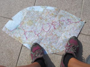 What did you do one year ago today? – How Walking Home has changed me