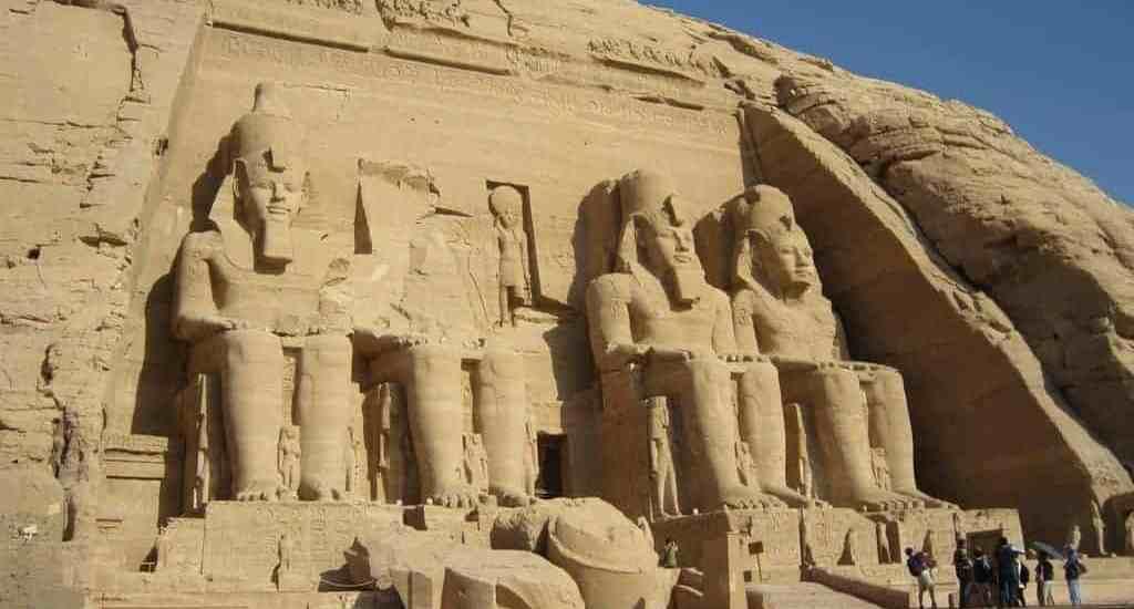 Abu Simbel temple, Egypt (2012-07)
