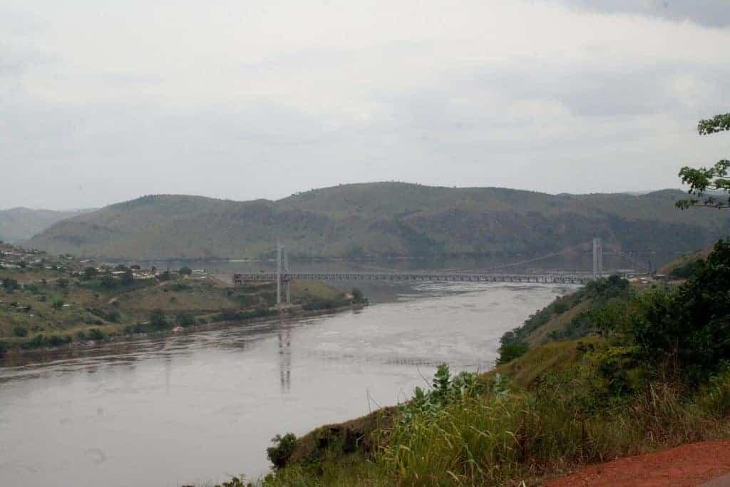 Bridge across Congo river, DR Congo (2012-02)