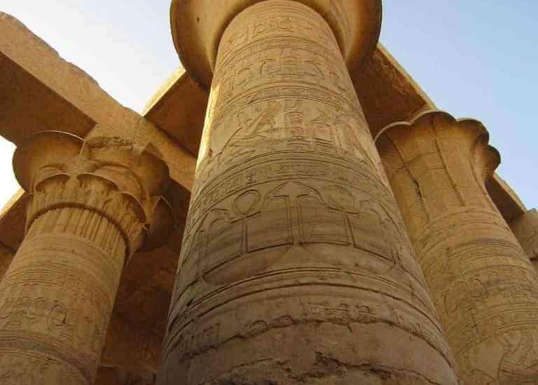 Kom Ombo temple, Egypt (2012-07)