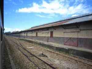 Train station, Mombasa, Kenya (2012-05)