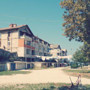 Suburbian dwelling, Pula, Croatia (2016-08-28)