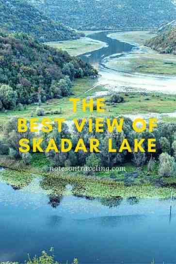 Read all about how to visit Skadar Lake: How to get there. What to do. Where to sleep & eat. And most importantly: Where to take the best photos.