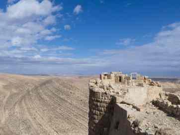 View from Shobak Castle, Jordan (2016-12-22)