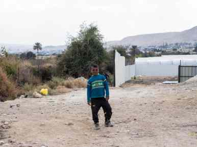 Boy in Jericho, Palestine (2017-01-15)