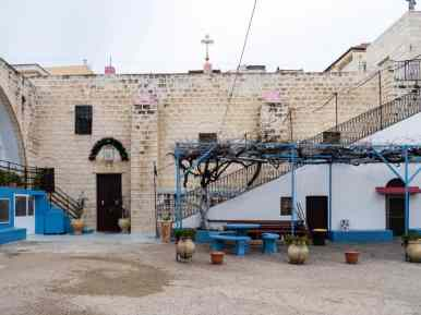 The Greek Orthodox Monastery, Nazareth, Israel (2017-02-03)
