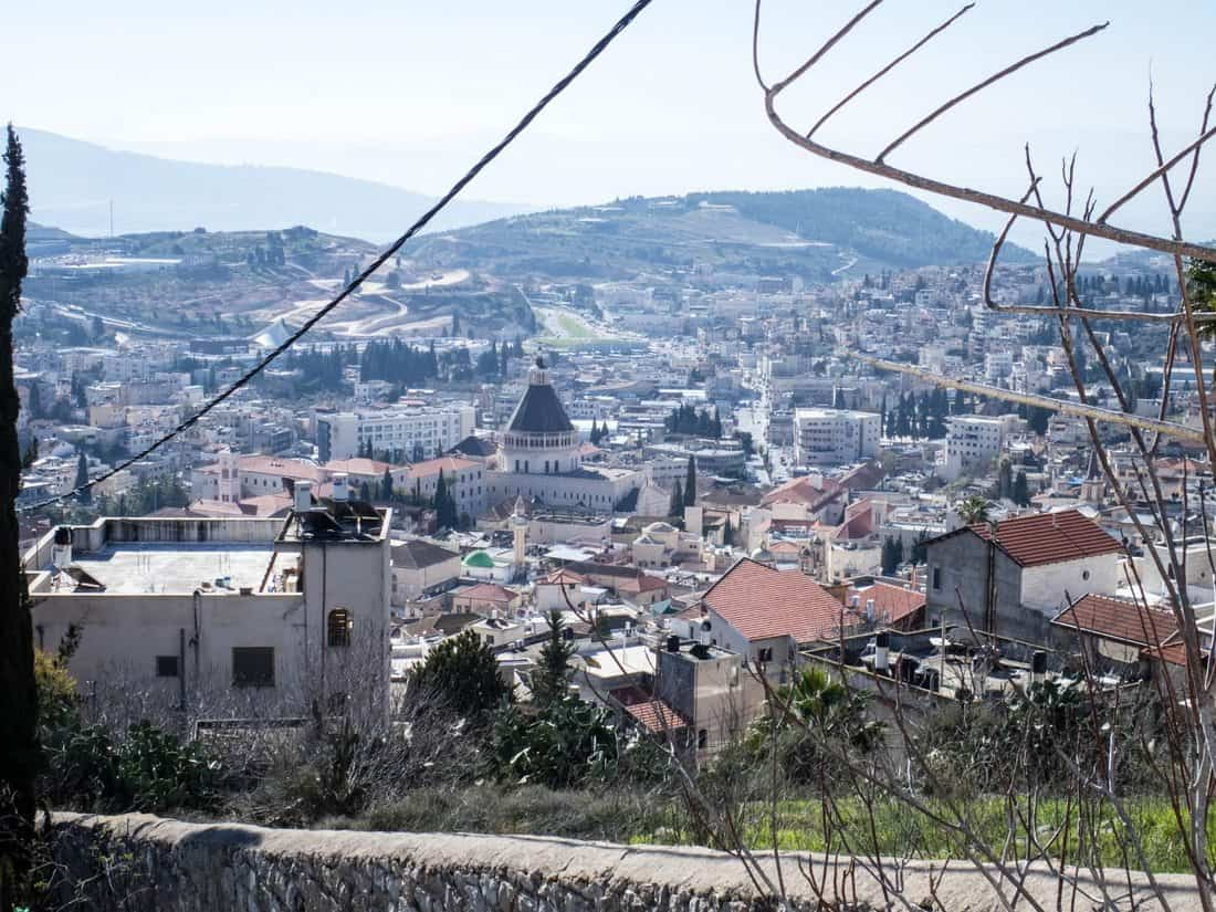 Nazareth: A walk in the old city for a new perspective