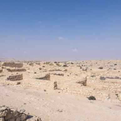 Roman Camp in Avdat, Israel (2017-02-09)