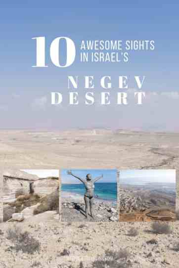 Let's go on a journey through Israel's South. The Negev offers natural wonders & millennia of history with plenty of space to break away from everyday life.