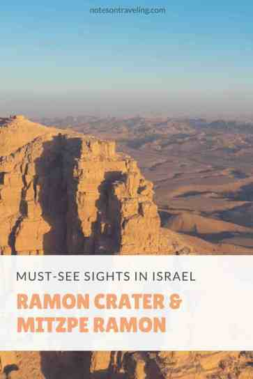 Mitzpe Ramon offers stunning views of Ramon Crater and is the perfect base for your exploration of the Negev and the ancient Nabataean Spice Route.