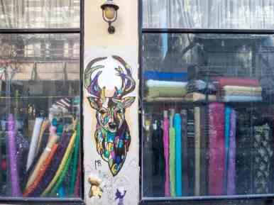 Street art, Tel-Aviv, Israel (2017-02)