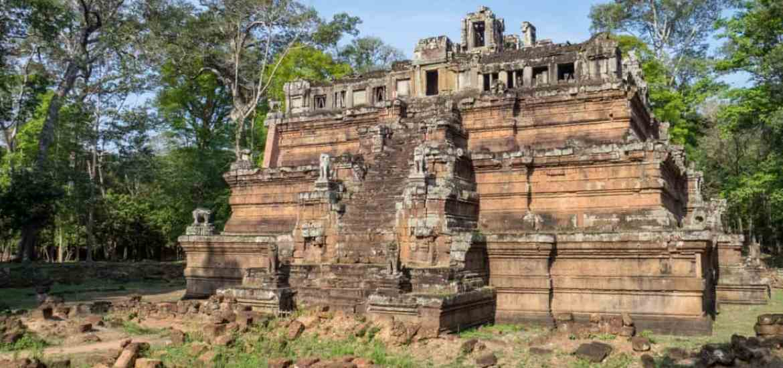 Royal Phimeanakas temple, Angkor Thom, Siem Reap, Cambodia (2017-04-13)