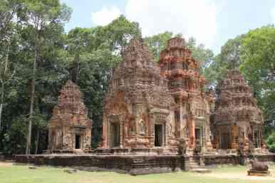 Preah Ko temple, Roluos Group, Angkor, Siem Reap, Cambodia (c) Jeremy Excelente (instagram.com/wolfekind)