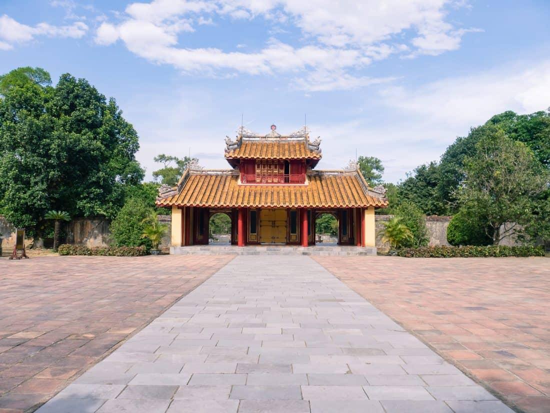 Minh Mang Tomb, Hue, Vietnam (2017-06)