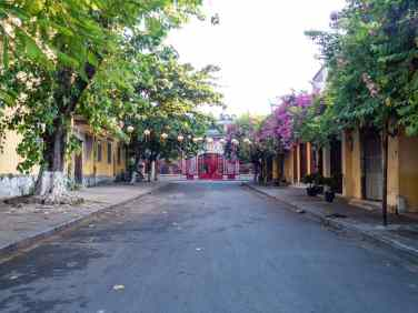 Hoi An Old Town at sunrise, Vietnam (2017-05/06)