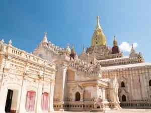 Ananda Temple, Bagan, Myanmar (2017-09)