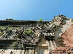 Ruins of Lay Htat Gyi, Inwa, Mandalay, Myanmar (2017-09)