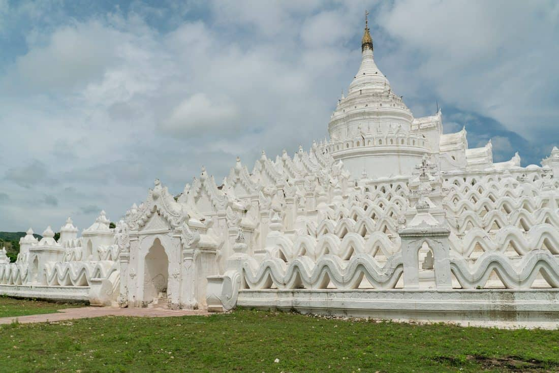Mingun - A Half-Day Trip from Mandalay, Myanmar