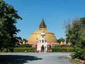 Sitagu International Buddhist Academy, Sagaing, Mandalay, Myanmar (2017-09)
