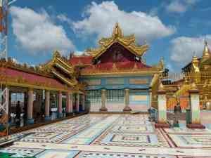 At Soon U Ponya Shin Pagoda , Sagaing, Mandalay, Myanmar (2017-09)