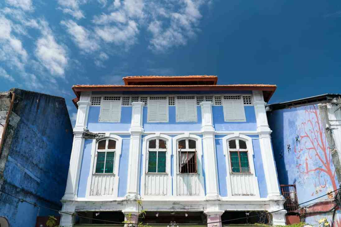 George Town architecture - Penang, Malaysia - 20171219-DSC02935