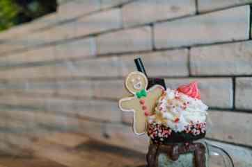 Penang food: Freakshake at Merry Me dessert cafe, George Town, Malaysia - 20171221-DSC03039