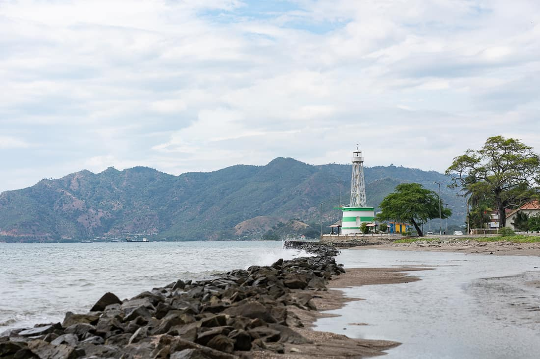Dili lighthouse, East Timor