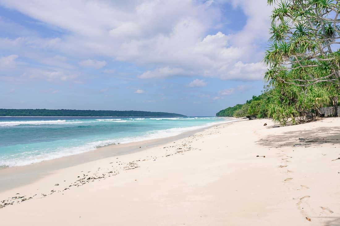 Jaco Island and Valu Sere beach, East Timor