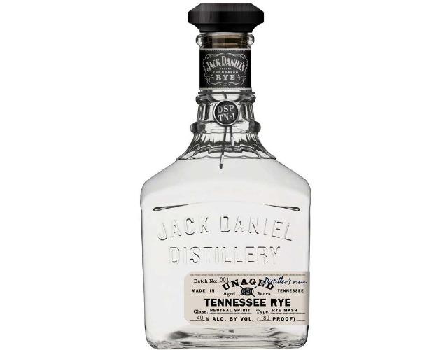 Jack Daniel's whisky blanco