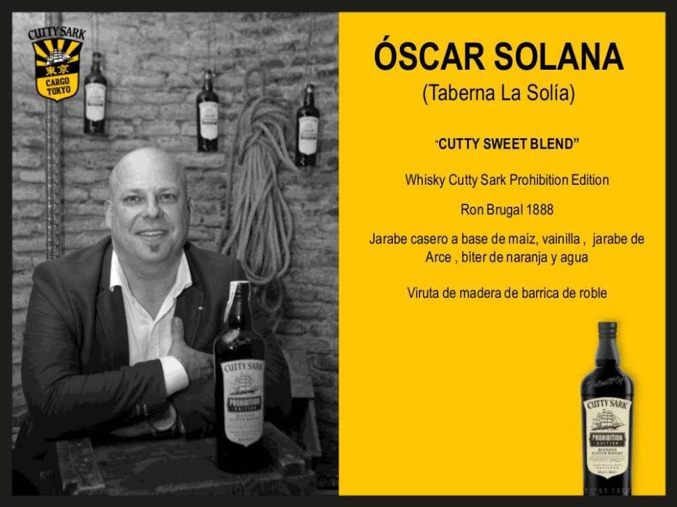 Óscar Solana