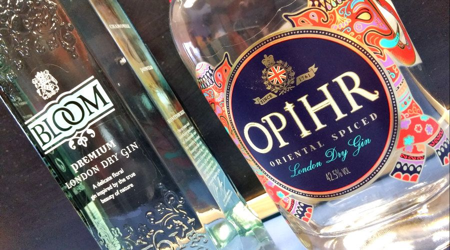 ginebras Bloom y Opihr