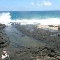 Worth A Visit: Secret Beach, Kauai, Hawai'i
