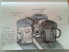EDM #4 - Mug or Cup