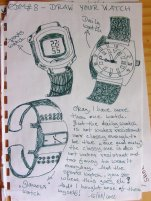 EDM #8 - your watch