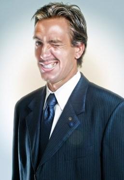 Buck Huxley - Car Salesman Extraordinaire