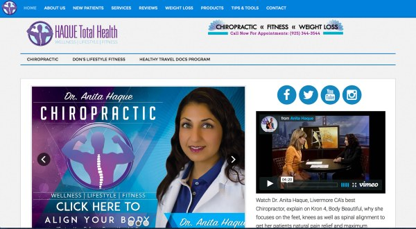 Haque Total Health Chiropractic