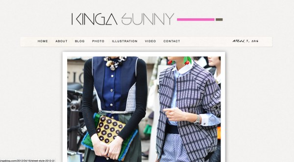Kinga Sunny Fashion Blog