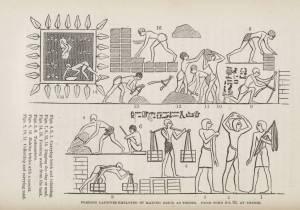 slavery under Pharaoh