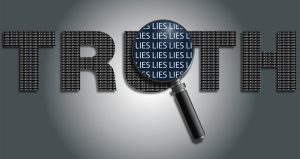 Hundreds of Government lies do not become truth