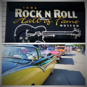 Iowa's Rock 'n' Roll Hall of Fame Museum