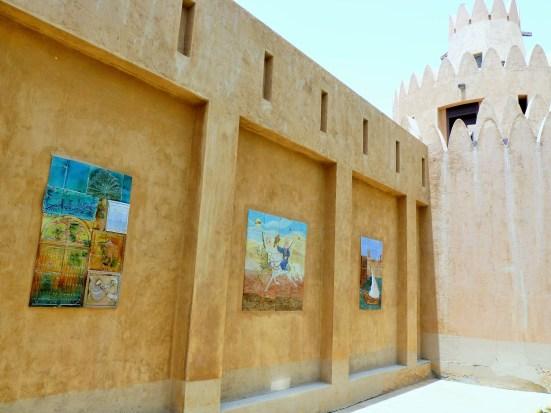 Sheikh Zayed's Palace museum Al Ain